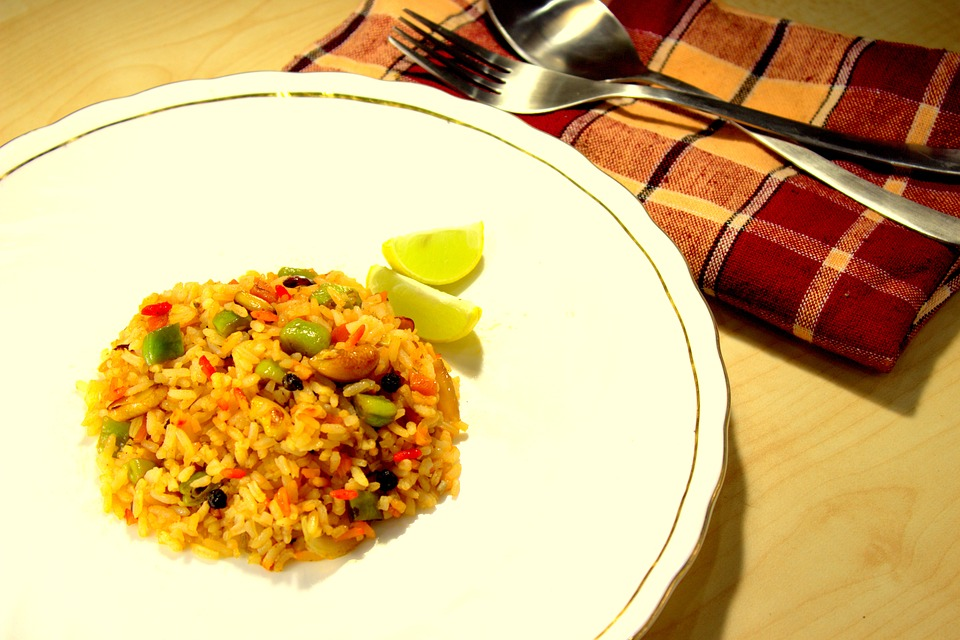 Cooking Gourmet Food Cuisine Meal Fried Rice